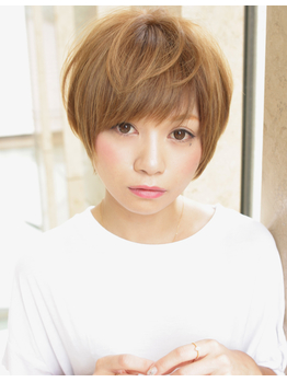 ヘアーアンドデザイン ガガ 富士店(Hair&Design GAGA)