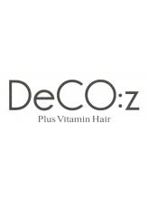 デコッツ プラス ビタミン ヘア(DeCO:z Plus Vitamin Hair)