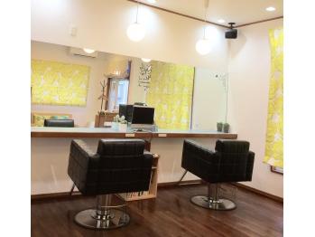 ヘアールーム パステル(Hair room Pastel)(埼玉県川越市/美容室)