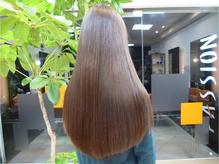 柔らかくサラサラの指通りになれる☆髪質改善のプロにお任せを!