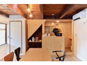 シンノビヨウシツ(岡山県総社市/美容室)