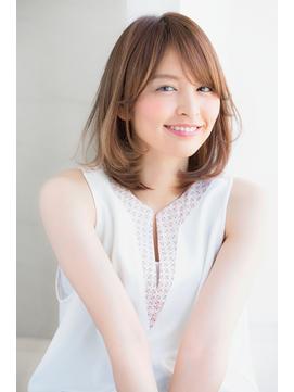 【加藤貴大】 30代40代に人気!斜めバング小顔ひし形シルエット