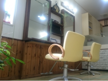 ヘアールームキー(Hair Room Key)