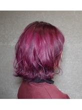 Red Pink × violet inner..40
