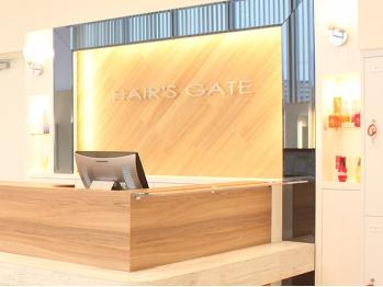 ヘアーズゲート フレスポ舞子坂店(HAIR'S GATE)(兵庫県神戸市垂水区)