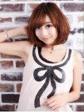 幸運な1日は素敵な髪型から始まる♪毎日『輝く』カット!+カラーorパーマコース¥9720!更に...