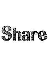 シェア(Share)