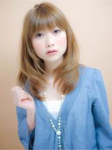 【VIALA 自由が丘】艶×シャギー シャギー.32