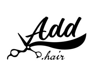 アッドヘアー(Add hair)(徳島県徳島市/美容室)