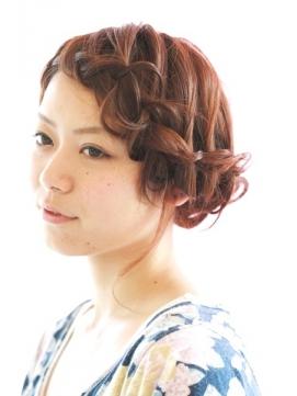 ★Ms hair★ざっくりゆるあみセット♪