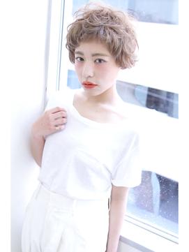 【Rose】グレージュショート×マッシュボブ★
