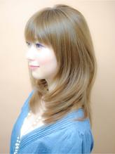 【VIALA 自由が丘】艶×シャギー シャギー.42