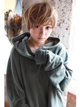 【+~ing】可愛いショート  【畠山竜哉】  .45
