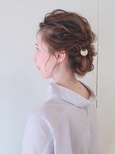 * 和装 arrange hair *  × かんざし.31