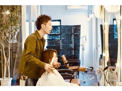 ヘアーメイクレイア(hair make Reia) image
