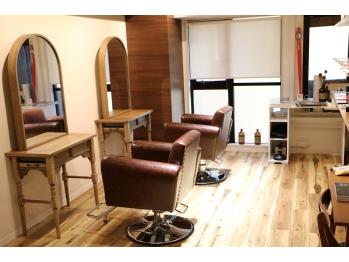 美容室 メゾン ユーガ(Maison Yuga)(大阪府大阪市中央区)