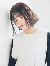 【December】揺れる外ハネボブ.17