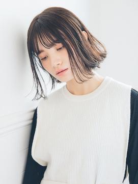 【December】揺れる外ハネボブ
