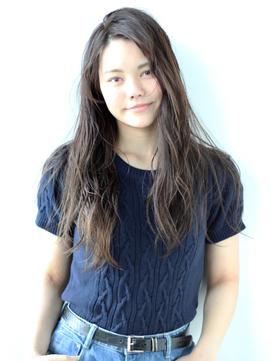 【K-two青山】大人カジュアル×ラフな抜け感ロング【表参道】