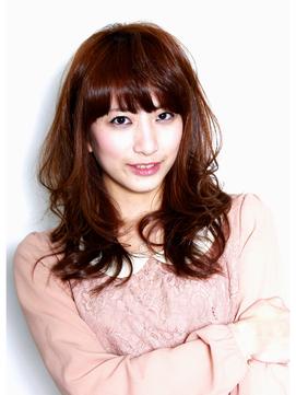 ☆アプリコットブラウン☆【LDK hair salon】048-729-6307