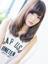 【ヘアジュレドゥ 松田】 大人女性で無造作な美髪セミディ☆ .57