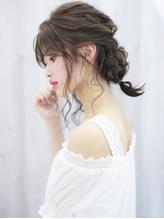 【K-two京都】後れ毛たっぷり!編みおろしアレンジ! .56