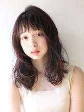 無造作エアリーミディ×暗髪グレージュ【olyvel矢島】.11