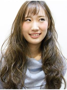 【Bis!八幡東/担当:古野】ナチュラルカールロング2