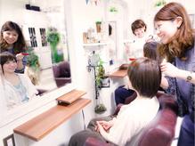 UNITYで一緒に楽しく働ける美容師さんを募集中です☆