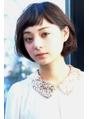 ◆RICCI&ANGIE 八戸三春屋◆ショートバングのゆるふわボブディ