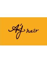 エイジェイヘアー(A'J hair)