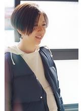 北松戸美容室casual   ON&OFF兼用 ハンサムショート.14
