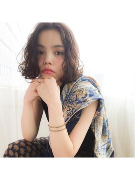 【lamp hair】☆外国人風ウェーブ♪
