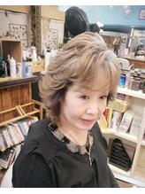 Mrs. Hairstyle  ミセス ヘアスタイル.7