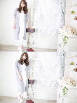 【Style Collection】 ゆるリラナチュラルロング 1