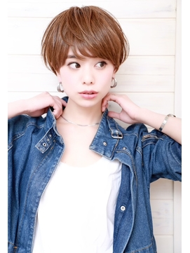 【OCEAN Hair&Life】ショート/マッシュ/ハイライト/髪質改善