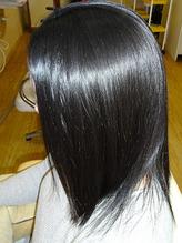 絡まり,パサつき,切れ毛…そんな髪悩み全部解決!!カット技術とこだわり抜いた薬剤で美髪へ導きます◎