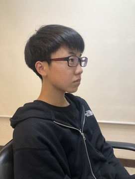 【平日限定クーポン】中学生カット