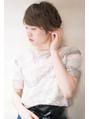 【karta】ラフで甘めなネープレスショート