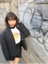 【Reir下北沢】+シフォンボブ+フォギーアッシュ+.29