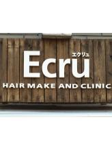 ヘアーメイクアンドクリニック エクリュ(HAIR MAKE AND CLINIC Ecru)