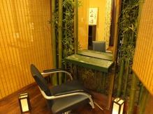ヘアー カフナ ジェーアール蒲田西口店(hair kahuna)の店内画像