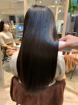 髪質改善・縮毛矯正・イルミナカラー・tokioトリートメント