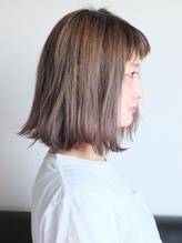 【BEASTIE DRESSING】切りっぱなしボブ×グラデーションカラー ワンレングス.39