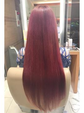 赤髪ハイリペア