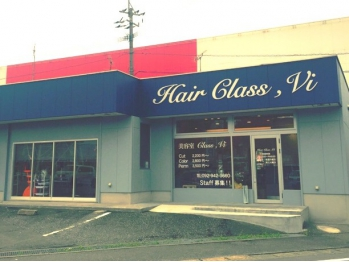 ヘアー クラス ヴィ(Hair Class,Vi)