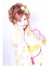 ☆CAPSULE☆2014 成人式 カチューシャ.51