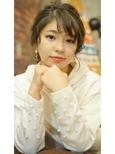 【クリスマスデートにおススメ♪】カジュアルヘアアレンジ☆.38