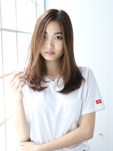 大人っぽいクール系ストレートスタイル☆.57