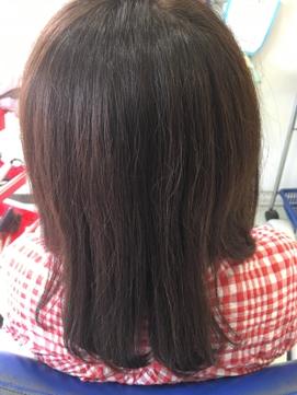 アラフォーからの美髪カラースタイル